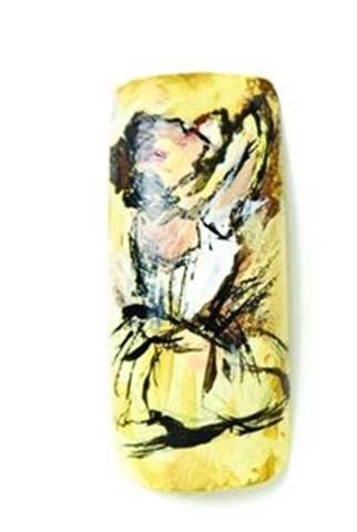<p>2nd Place</p> <p>Janna Jahr</p> <p>Blair, Wis.</p> <p>&ldquo;Dancer&rdquo; by Edgar Degas</p>