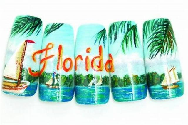 <p>2006: &quot;Paradise: Key West, Fla.&quot; by Amy Butler, Glenrock, Wyo.</p>