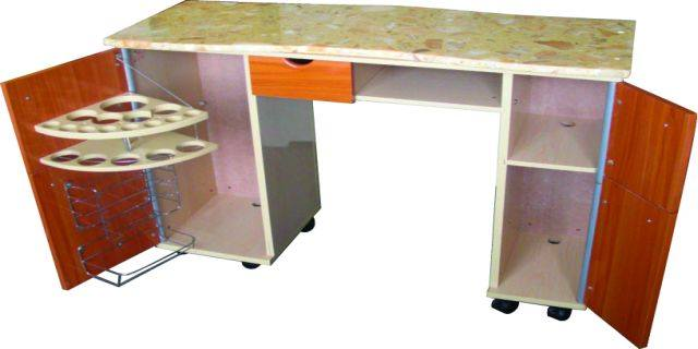 your guide to manicure tables - Manicure Table