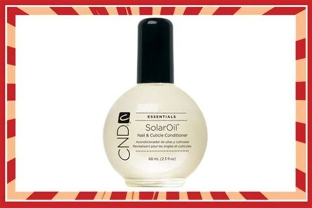 <p><strong>FAVORITE CUTICLE TREATMENT</strong><br />1.&nbsp;&nbsp; &nbsp;CND: SolarOil <br />2.&nbsp;&nbsp; &nbsp;Tammy Taylor Nails: Cuticle Oil <br />3.&nbsp;&nbsp; &nbsp;Young Nails: Rose Oil <br />4.&nbsp;&nbsp; &nbsp;OPI Products: Avoplex Nail &amp; Cuticle <br />&nbsp;&nbsp;&nbsp;&nbsp;&nbsp;&nbsp; Replenishing Oil<br />5.&nbsp;&nbsp; &nbsp;Orly International: Cuticle Oil+</p>