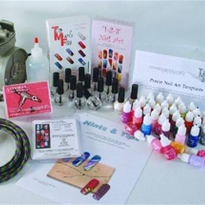 2005 Favorite Airbrushing System: Too Much Fun Complete Airbrush System 2nd: Del Labs Sally...