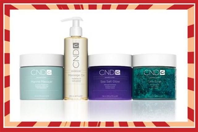 <p><strong>FAVORITE PEDICURE PRODUCT OR SYSTEM</strong><br />1.&nbsp; CND: Marine SpaPedicure <br />2.&nbsp; OPI Products: <br />&nbsp;&nbsp;&nbsp;&nbsp; Manicure/Pedicure by OPI<br />3.&nbsp; Tammy Taylor Nails: Aroma Spa <br />&nbsp;&nbsp;&nbsp;&nbsp; Pedicure Kit <br />4.&nbsp; ProLinc: Callus Eliminator<br />5.&nbsp; EZ Flow: Spa Elements</p>