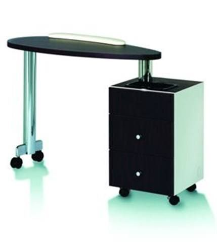 <p>Takara Belmont's Bella Manicure table features progressive, clean design. With multiple color options and ease of movement, the Bella Manicure table is an excellent choice for the salon.</p>