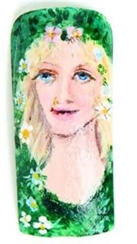 <p>Entry</p> <p>Vickie Chilla</p> <p>Eustis, Fla.</p> <p>&ldquo;Flora From Primavera&rdquo; by Alessandro Filipepi Botticelli</p>