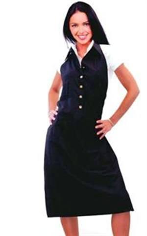 10 cute salon uniforms nails magazine for Uniform nail spa