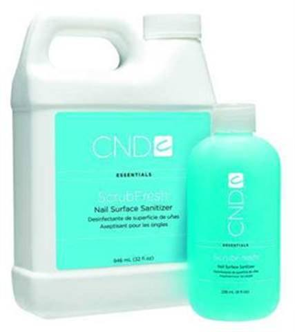 <p><strong>Favorite Disinfection/Sanitation Product</strong></p> <p>1. CND: ScrubFresh </p> <p>2. King Research: Barbicide</p> <p>3. OPI Products: Spa Complete </p> <p>4. Backscratchers Salon Systems: Cavicide</p> <p>5. NSI: Nailpure Plus</p>