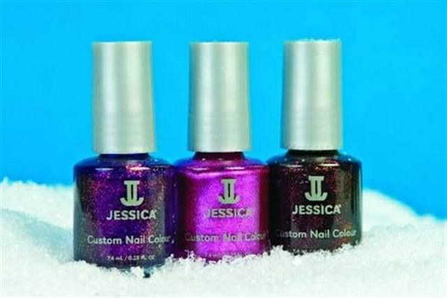 "<p>What better way to treat a special someone this holiday season than with <a href=""http://www.nailsmag.com/fifi/80171"">Jessica's</a> Sweet Treats holiday polish. From a crimson shimmer to a royal glow, these polishes are sure to cause sparks under the mistletoe. Colors include Chocolate Truffles, Rose Bouquet, and Champagne</p>"