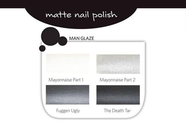 <p>Man Glaze</p>