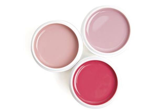 """<p><strong><a href=""""http://www.starnail.com"""">Star Nail</a> </strong>introduced 25 new colors to its Eco Soak-Off Gel line earlier this year. A number of excellent spring shades are available, with Hibiscus, Barefoot Pink and English Rose shown here.</p>"""