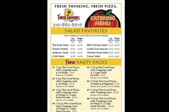 <p>3 DAYS OUT</p> <p>&gt; Place the catering order with a neighboring business (optional).</p> <p>&gt; Last date for party cancellation, to receive a refund of deposit (if the party did not book the entire salon).</p>