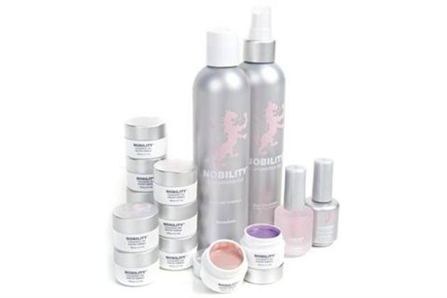 <p><strong>Nobility</strong> Soak-Off Gels from LeChat have 24 new colors to offer in its specially formulated soak-off formula. The soak-off gels come off quickly so clients can change their mind as much and as often as they want, and the soak-off process does not damage the natural nail bed. <br /><strong>www.nailsmag.com/fifi/80180</strong></p>