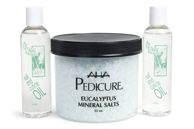 """<p><strong>Supply Source&rsquo;s </strong>AHA Eucalyptus Mineral Sea Salts are an economical and effective exfoliant that can be paired with Supply Source&rsquo;s Hydrating Lotions to make for a fully encompassing manicure skin treat. The salts can also be used with lemon juice, lime juice, and even peanut butter to bring something new to manicure services. &nbsp;<br /><br /><a href=""""http://www.idonails.com"""">www.idonails.com</a></p>"""