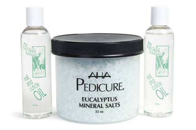 "<p><strong>Supply Source&rsquo;s </strong>AHA Eucalyptus Mineral Sea Salts are an economical and effective exfoliant that can be paired with Supply Source&rsquo;s Hydrating Lotions to make for a fully encompassing manicure skin treat. The salts can also be used with lemon juice, lime juice, and even peanut butter to bring something new to manicure services. &nbsp;<br /><br /><a href=""http://www.idonails.com"">www.idonails.com</a></p>"