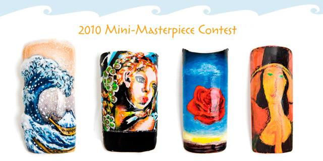 2010 Mini-Masterpiece Contest Winners