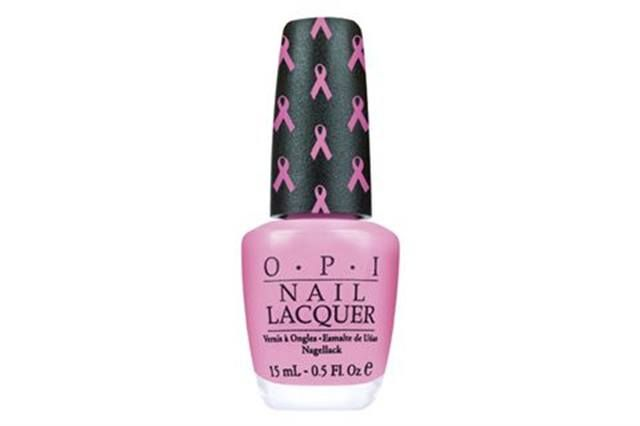"<p><strong>OPI&rsquo;s</strong> Pink of Hearts 2010 Edition is an empowering light pink designed to inspire and uplift.&nbsp; Each bottle has a special pink-ribbon cap wrap in support of breast cancer awareness. As in the past, OPI will be making a donation of $25,000 to Komen for the Cure.</p> <p><a href=""http://www.opi.com"">www.opi.com</a></p>"