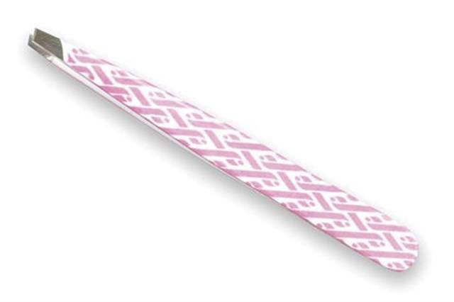 "<p><strong>Ultra&rsquo;s </strong>Tweezers for Life are handcrafted in Italy of the finest-quality stainless steel and carry a lifetime guarantee. The tweezers feature perfectly aligned slant tips to grasp even short, fine hair. Ultra will donate $1 from the sale of each tweezer to Susan G. Komen for the Cure.</p> <p><a href=""http://www.dencoultra.com"">www.dencoultra.com</a></p>"