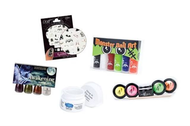 <p>Nails get eerily enchanting for Halloween with tons of vampy polishes and glittering appliqu&eacute;s. Glow-in-the-dark gels and mysterious side effects add fun details for the spooky month.</p>