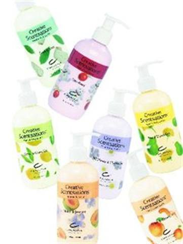 <p><strong>2005 Favorite Lotion: Creative Nail Design ScentSations Hand &amp; Body Lotions</strong></p> <p>2nd: OPI Avojuice Skin Quenchers, 3rd: Cuccio Naturale Milk &amp; Honey Butter Blend, 4th: Nail Tek 7 Days to Beautiful Hands Advanced Hydrating Creme, 5th: Haken Body Butters</p>