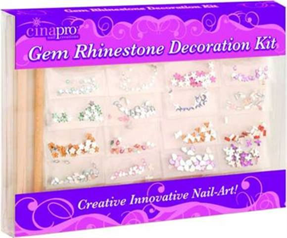 <p><strong>Favorite Nail Jewelry</strong></p> <p>1. Cina Pro: Cina Rhinestone Kit </p> <p>2. Kami Nail Art: Kami Swarovski Austrian Crystals</p> <p>3. Snails Italian Jewelry: Dangles With Ball </p> <p>4. Art Club by Color Club/Forsythe Cosmetics: Art Club Carnaval Kit </p> <p>5. PNI Worldwide: Artistickers </p>