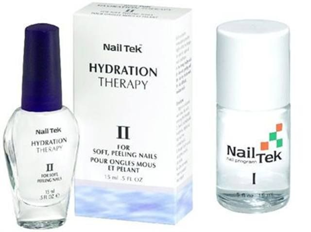 <p><strong>2005 Favorite Strengthener/Treatment: Nail Tek Hydration Therapy &amp; Nail Tek Original Formulas</strong></p>