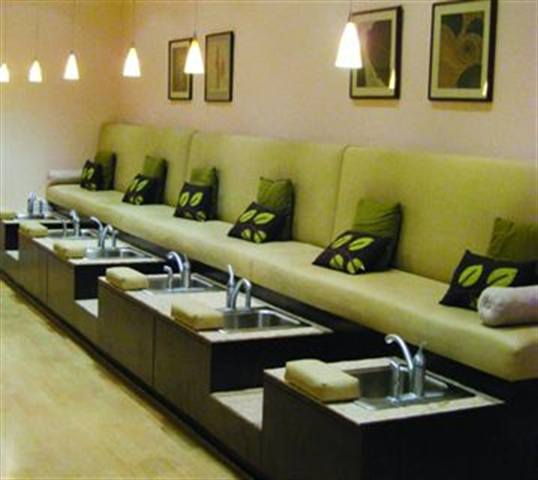 great looking pedicure areas to inspire your inner designer nails magazine