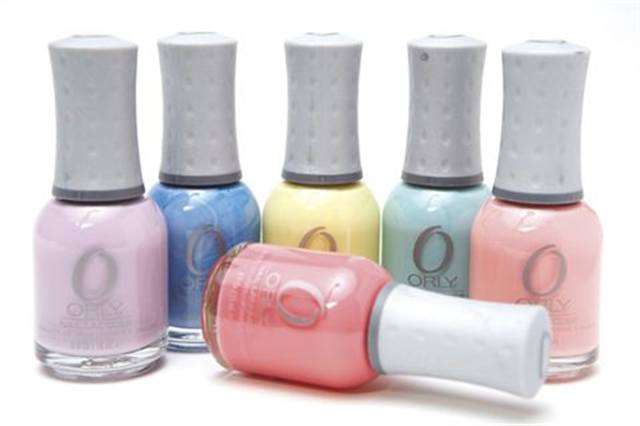 <p><strong>Orly</strong> Sweet Collection</p>