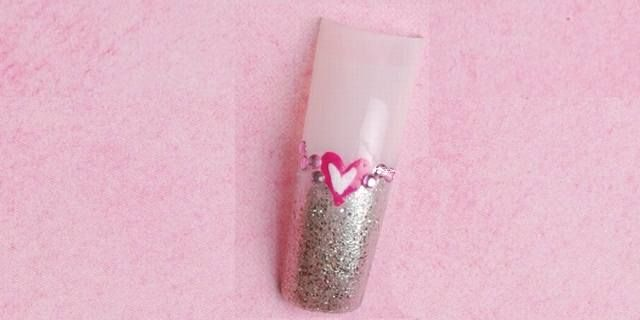 "<p align=""left""><strong>Rhinestones and Polish </strong></p>