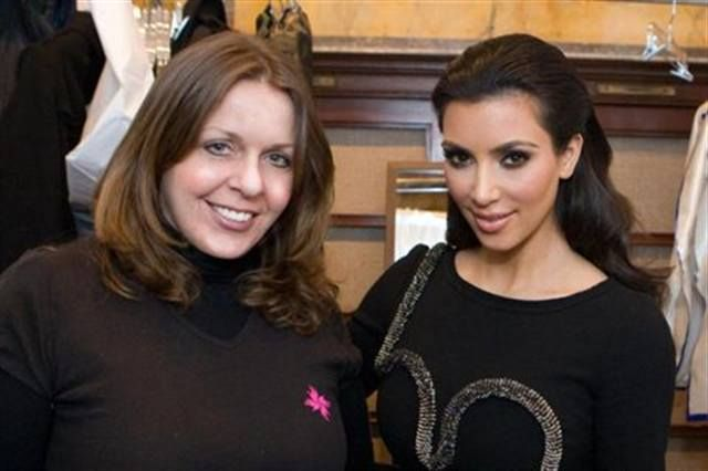 <p>Dashing Diva&rsquo;s Pattie Yankee did Kim Kardashian&rsquo;s nails in the polish Limo Service, a high-shine black (to match Kardashian&rsquo;s black patent leather shoes) for the Heart Truth Red Dress Event during Fashion Week. &nbsp;<em>(Photography by Eric Yu)</em></p>
