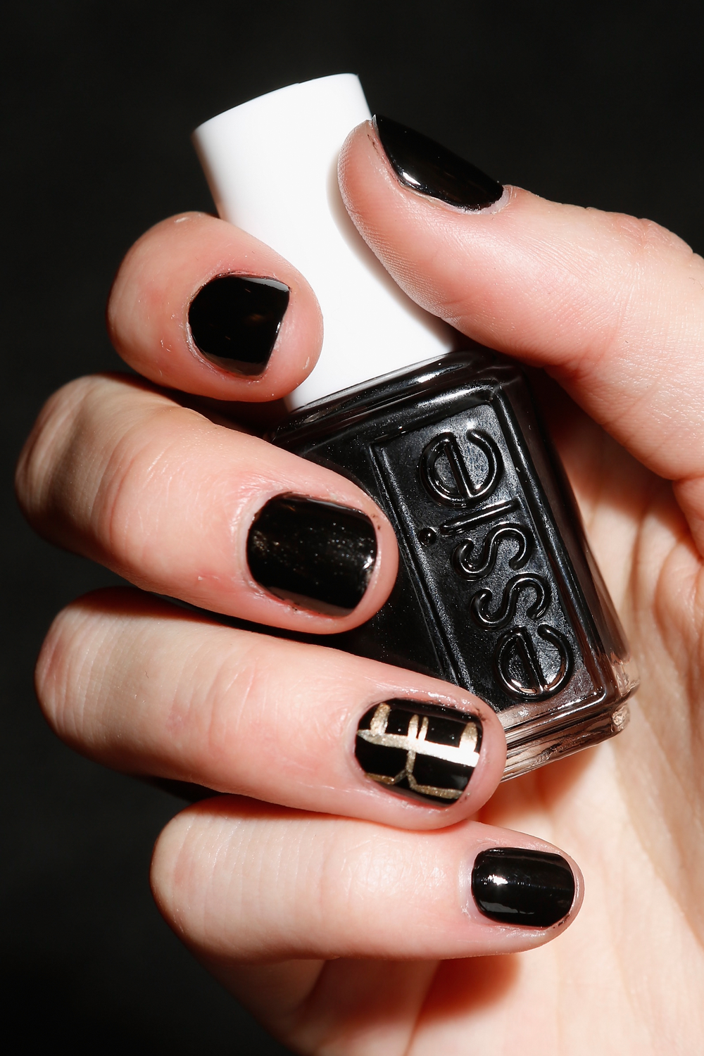 <p>essie for Baja East</p>