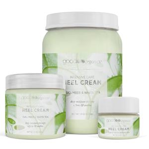 Cucumber and White Tea Heel Cream