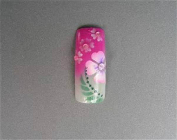 Airbrushing Tutorial Style Nails Magazine