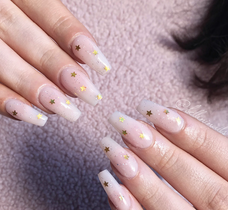 <p>Katia Acosta<br />Bellini Nails, Glasgow, Scotland<br />@bellininails</p>