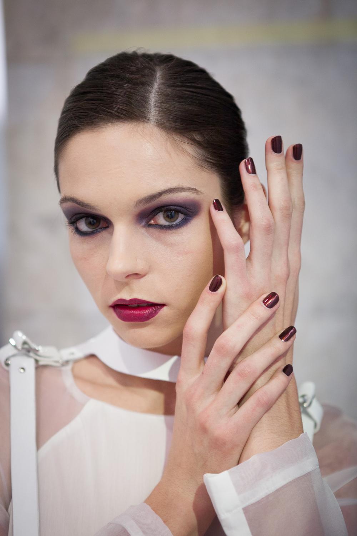 <p>Aurora Fashion Week in St. Petersburg showed models wearing <strong>Minx </strong>at Alina Muha.</p>