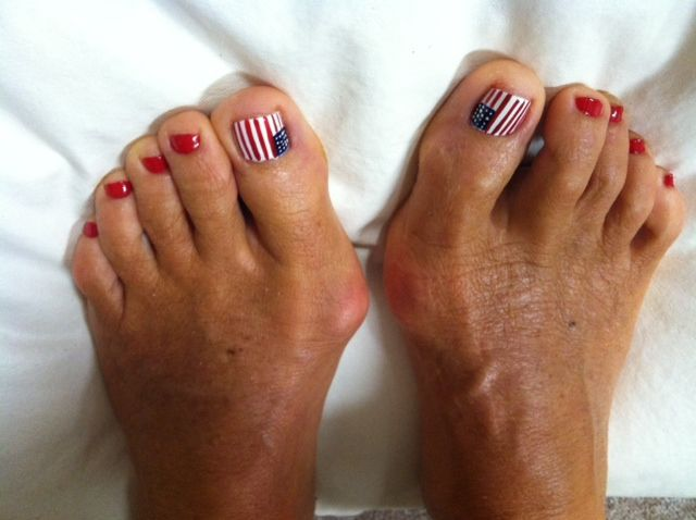 <p>Angel Smith is a nail tech at Angel's Touch in Duxbury, Mass.</p>
