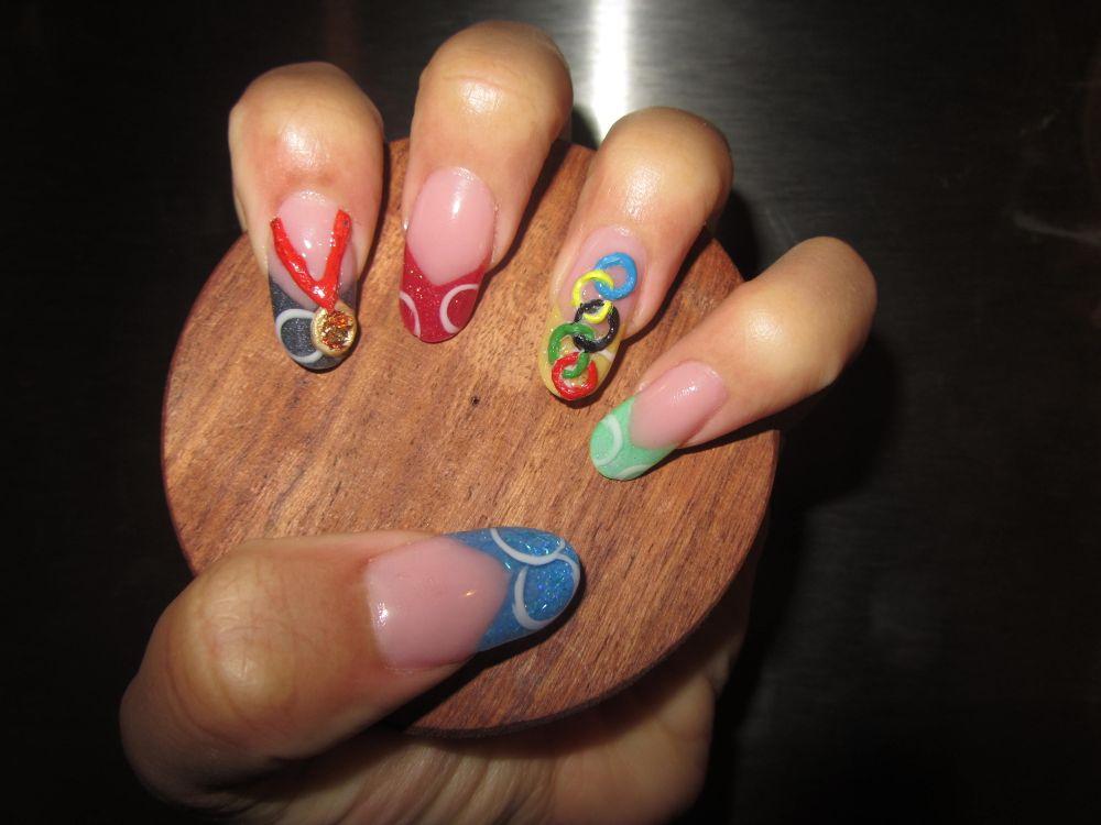 <p>Ana Karapova is a nail tech at HairColorXperts in Las Vegas, Nev.</p>