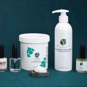 VB Cosmetics No-Lift Spa Manicure