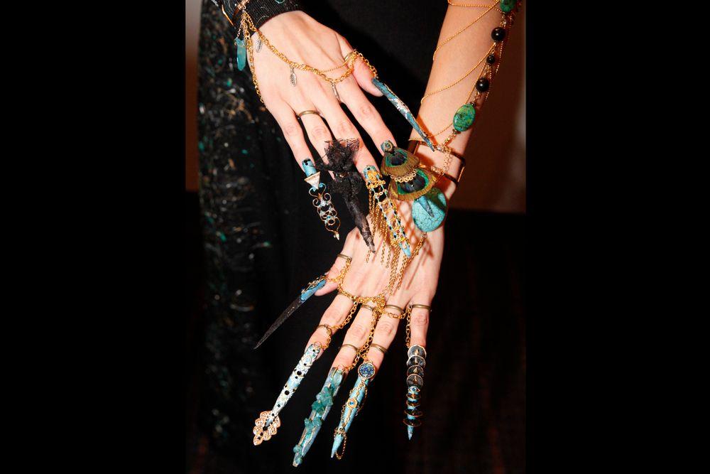 <p>Nails by Celina Ryd&eacute;n</p>