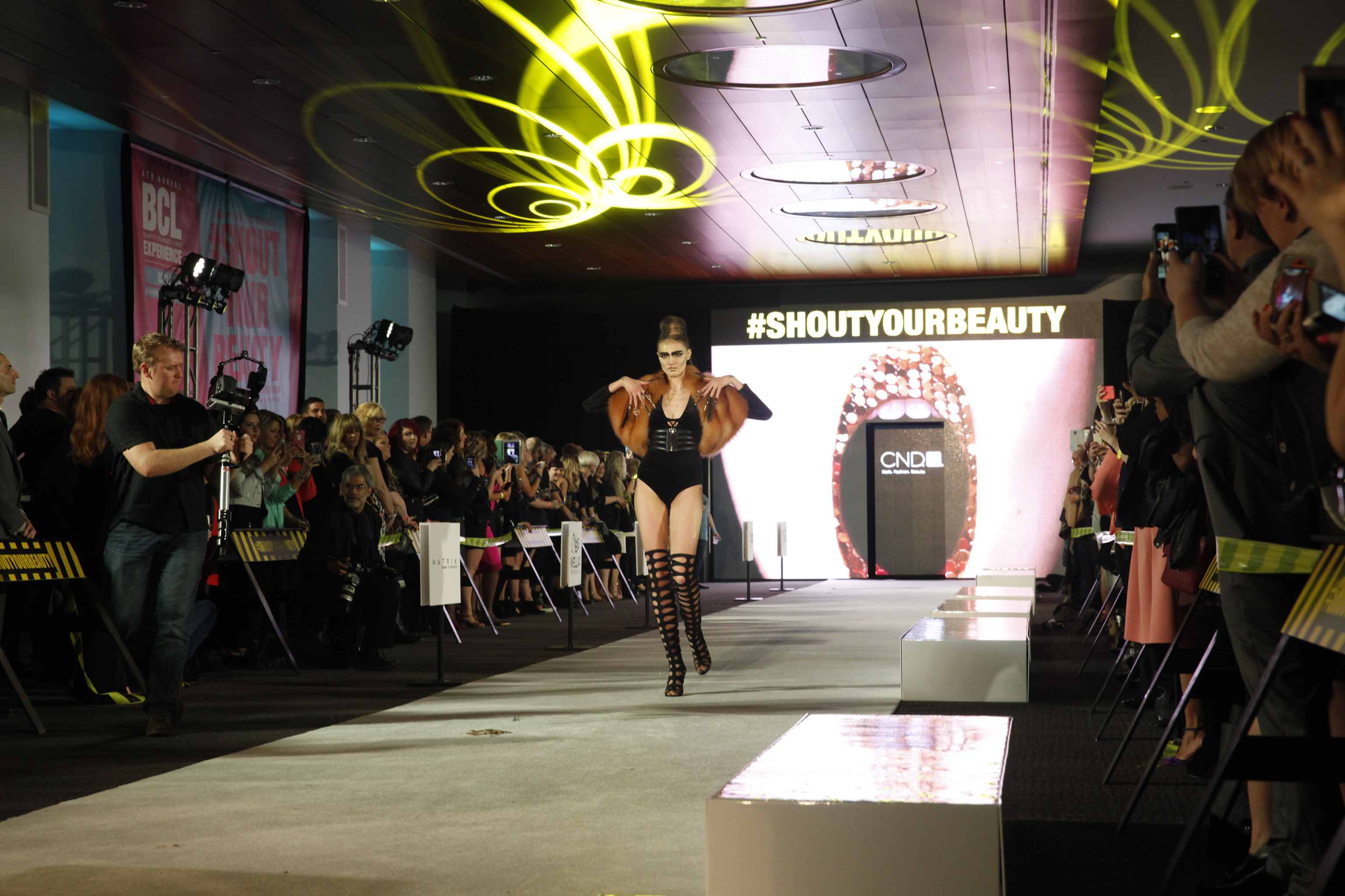 ABS Chicago 2016: BCLE Shout Your Beauty Runway Show