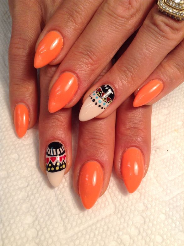<p>Alexandra Barbosa, Aly's Nails, Belleville, N.J.</p>