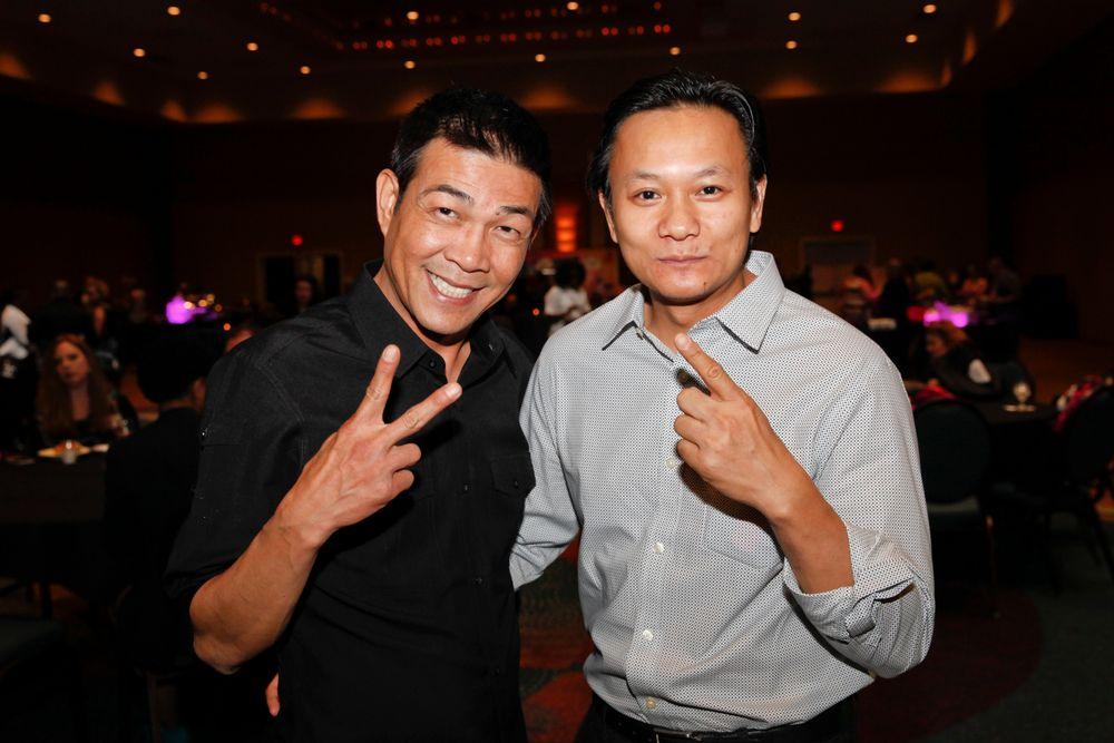 <p>Kelvin St. Pham and Tan Nguyen</p>