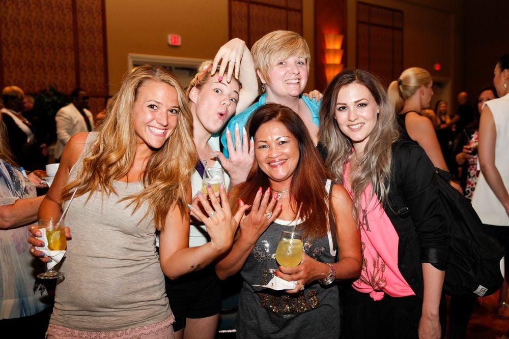 <p>Hannah Lippke, Lexy McLellan, Darcy Olin, Mylyn Hansen, and Celina Ryden</p>