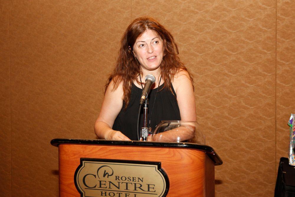 <p>NAILS publisher Michelle Mullen</p>