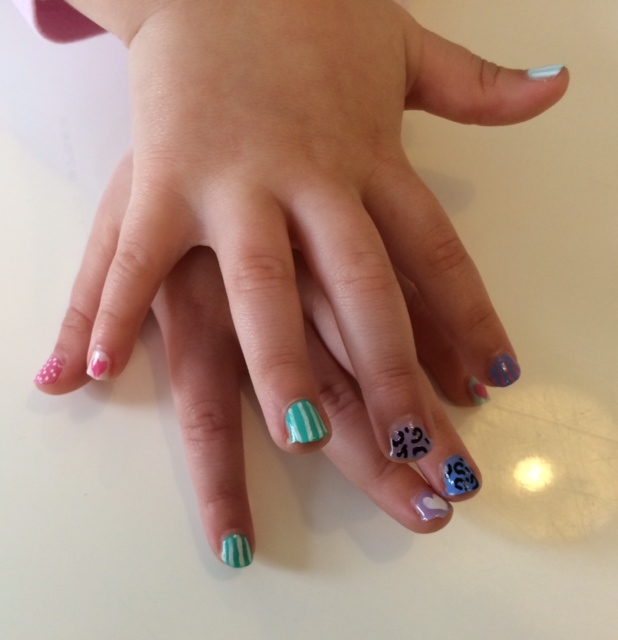 <p>Age: 3</p> <p>Sophie Bentley, Sophie Betnley Nails &amp; Beauty, Rochford, England</p>