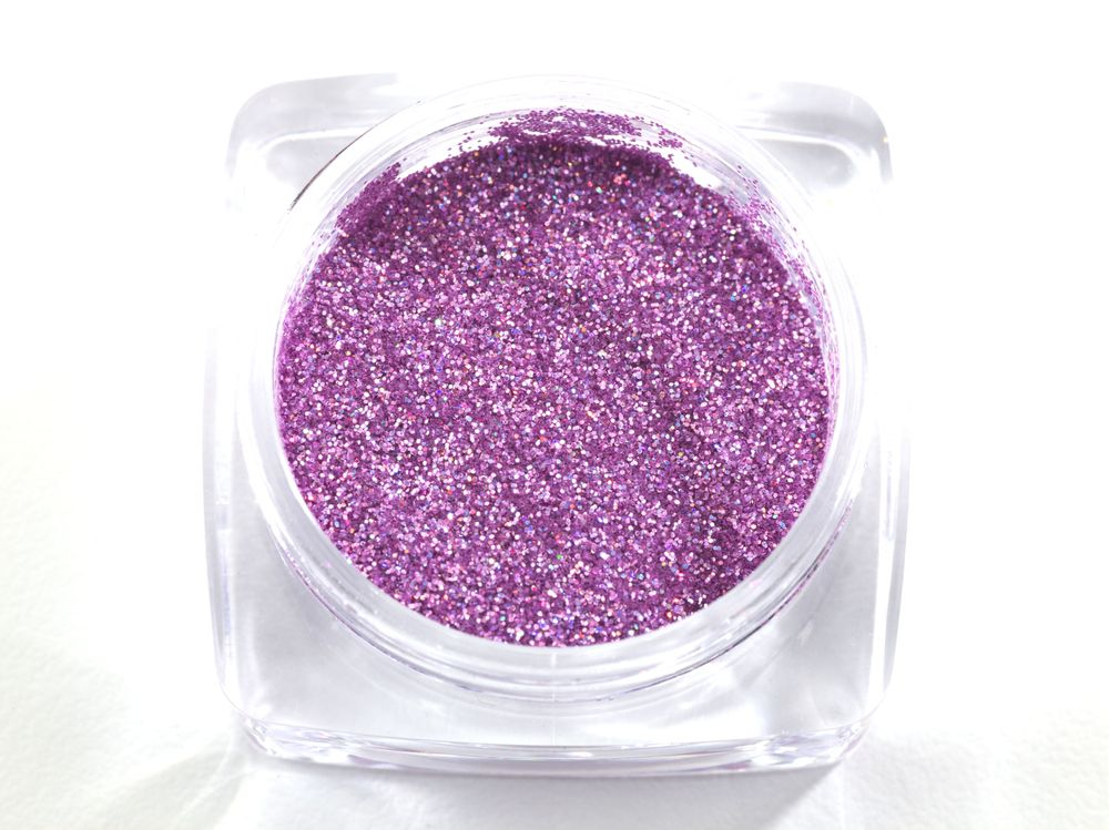 <p>Bio Sculpture Glitter Dust in Purple</p>