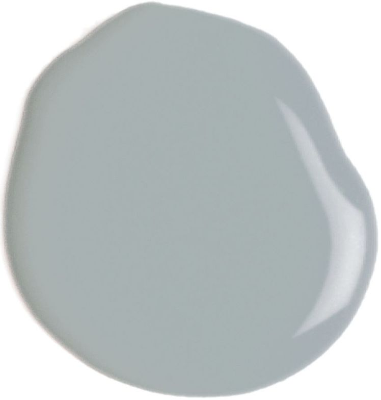 <p><strong>Bio Sculpture</strong> polish # 98 Soaring Dove&nbsp;is a creamy blue-grey.</p>