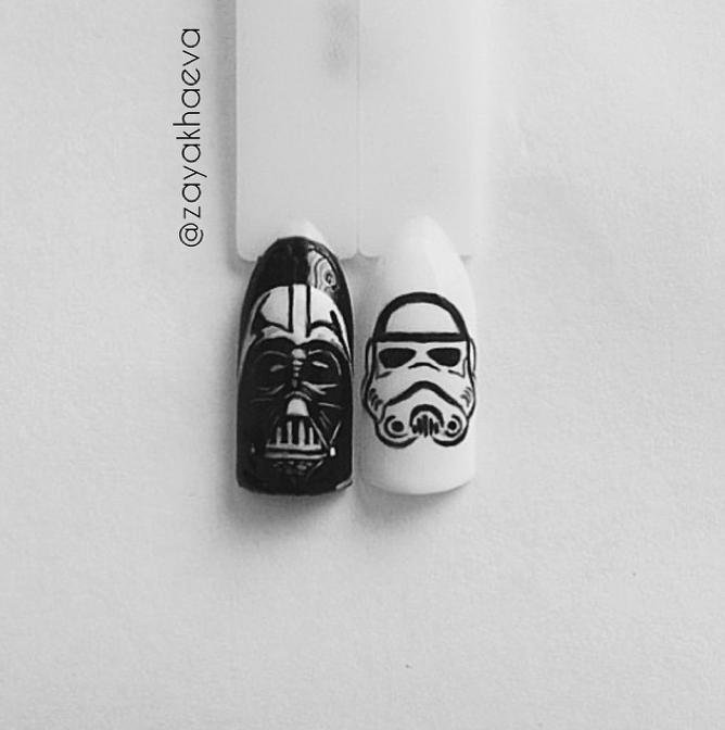 """<p>Nails by <a href=""""https://instagram.com/zayakhaeva"""">@zayakhaeva</a></p>"""