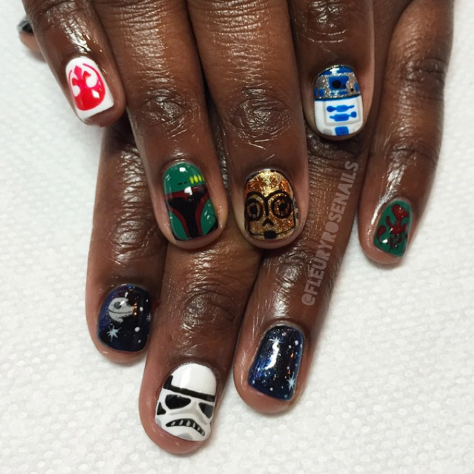 """<p>Nails by <a href=""""https://instagram.com/fleuryrosenails"""">Fleury Rose (@fleuryrosenails)</a></p>"""