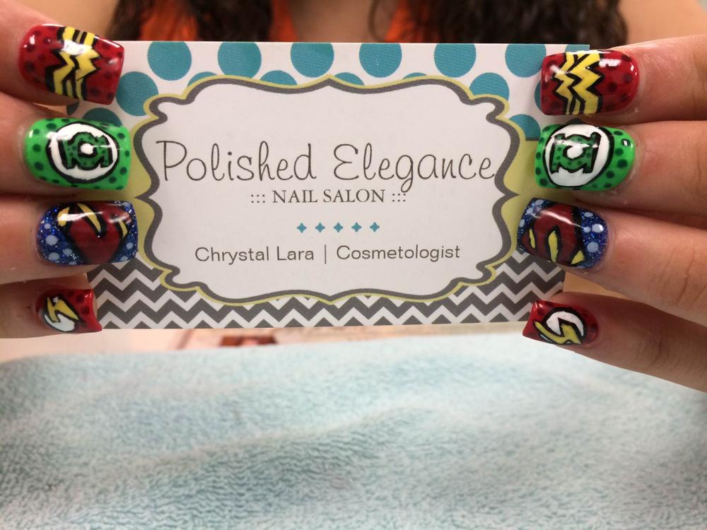 <p>Chrystal Lara, Polished Elegance, Del Rio, Texas</p>