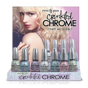 Crinkled Chrome