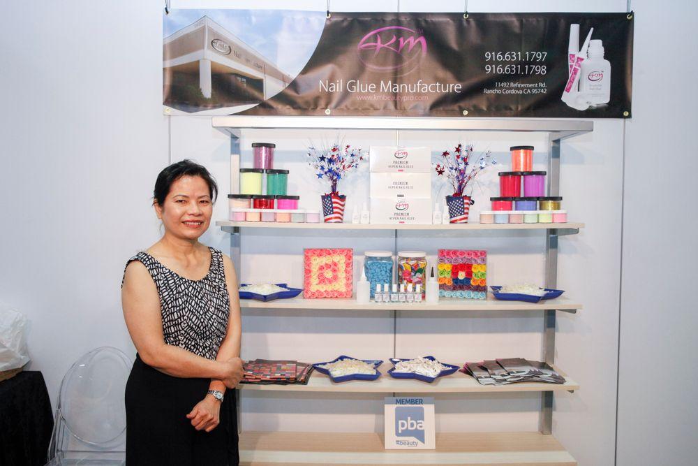 <p>KM Manufacturing's Lana Mah</p>
